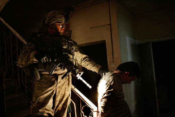 Baghdad「U.S. Army's 82nd Airborne Patrols Baghdad」:写真・画像(14)[壁紙.com]