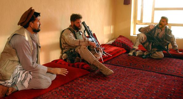 Beret「Special Forces in Northern Afghanistan」:写真・画像(18)[壁紙.com]