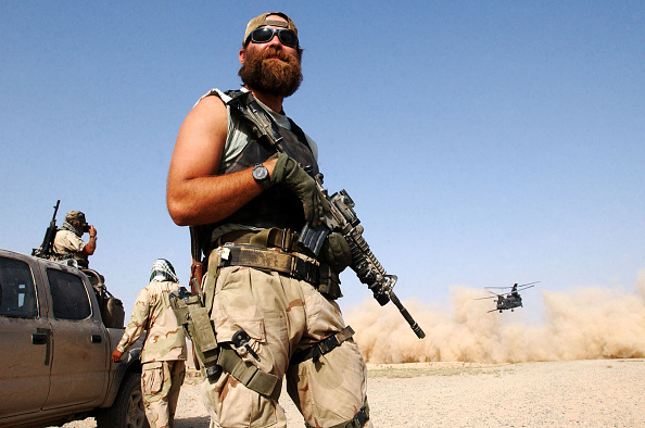 Special Forces「U.S. Special Forces in Northern Afghanistan」:写真・画像(18)[壁紙.com]