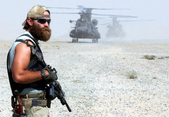Beret「U.S. Special Forces in Northern Afghanistan」:写真・画像(13)[壁紙.com]