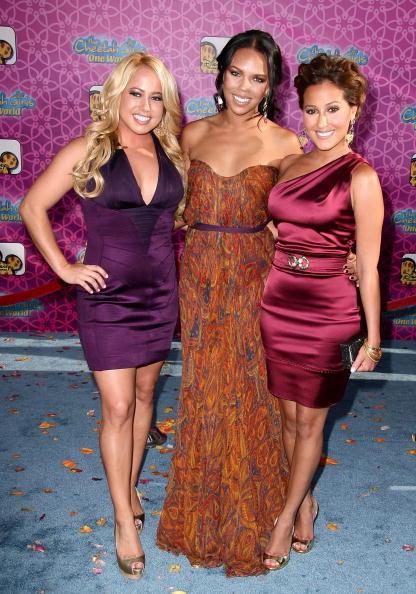 "Kiely Williams「Premiere Of Disney's ""The Cheetah Girls One World"" - Arrivals」:写真・画像(12)[壁紙.com]"