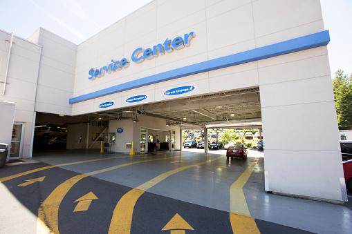 Support「Car Dealership's Service Center」:スマホ壁紙(8)
