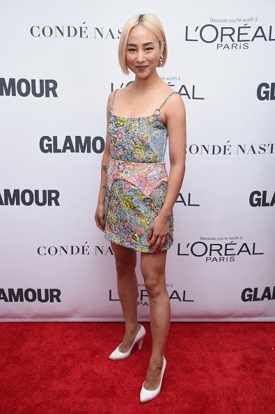 Glamour「Glamour Celebrates 2017 Women Of The Year Awards - Arrivals」:写真・画像(12)[壁紙.com]