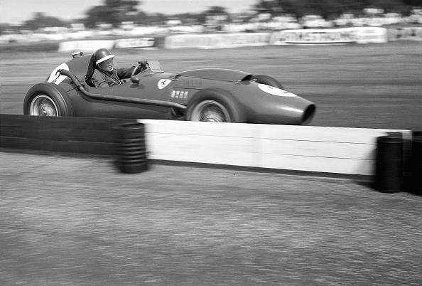 British Formula One Grand Prix「Hawthorn At Silverstone」:写真・画像(4)[壁紙.com]