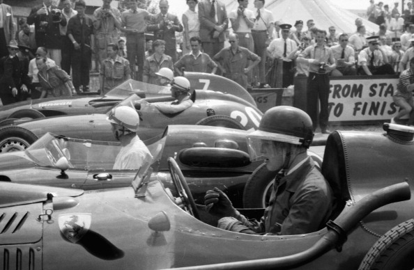 British Formula One Grand Prix「British Grand Prix 1958」:写真・画像(2)[壁紙.com]