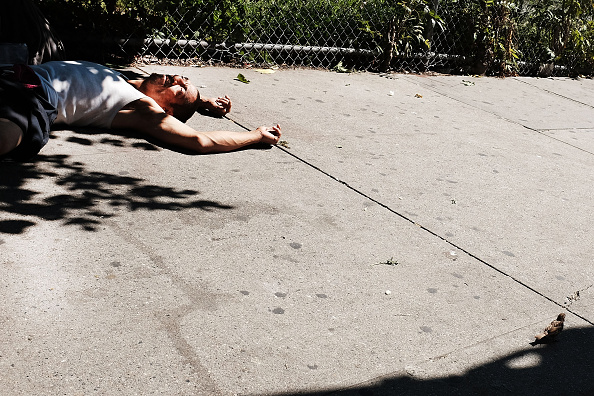 Spice「Synthetic Marijuana, Or K2, Use On The Rise In New York City」:写真・画像(17)[壁紙.com]