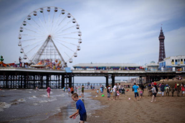 Blackpool「Holiday Scenes From The Traditional Seaside Town Of Blackpool」:写真・画像(12)[壁紙.com]