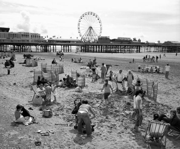 Amusement Park Ride「Blackpool Beach」:写真・画像(19)[壁紙.com]