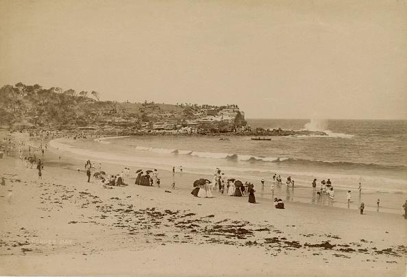 Sepia Toned「Coogee Bay」:写真・画像(1)[壁紙.com]