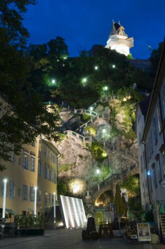 Graz「Castle on top of mountain」:スマホ壁紙(15)