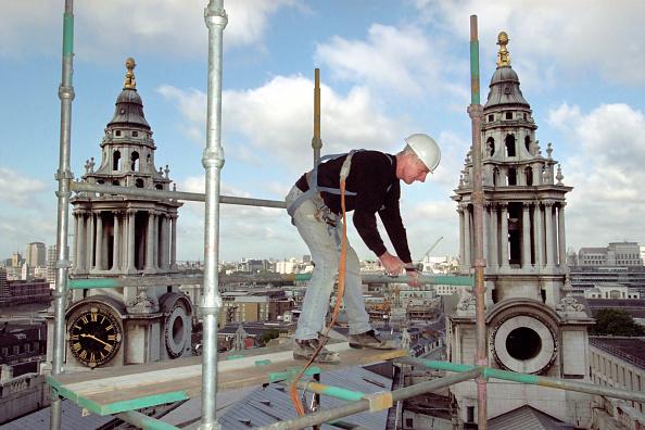 Risk「Saint Pauls Cathedral. London, United Kingdom.」:写真・画像(1)[壁紙.com]