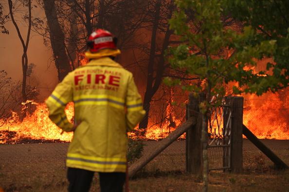 オーストラリア「Gospers Mountain Fire At Emergency Level As Heatwave Continues」:写真・画像(17)[壁紙.com]