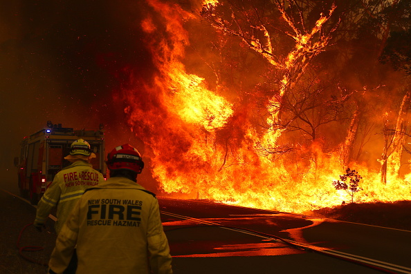Australia「Gospers Mountain Fire At Emergency Level As Heatwave Continues」:写真・画像(6)[壁紙.com]