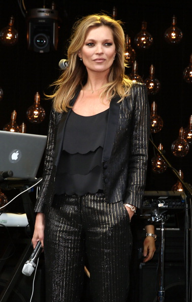 TOPSHOP「Kate Moss For TopShop - Collection Launch Photocall」:写真・画像(11)[壁紙.com]