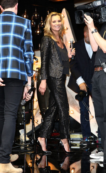 TOPSHOP「Kate Moss For TopShop - Collection Launch Photocall」:写真・画像(7)[壁紙.com]