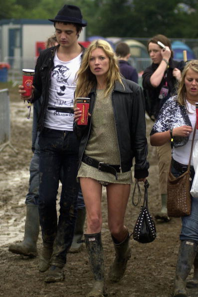 Glastonbury - England「Glastonbury Music Festival 2005 - Day 2」:写真・画像(3)[壁紙.com]