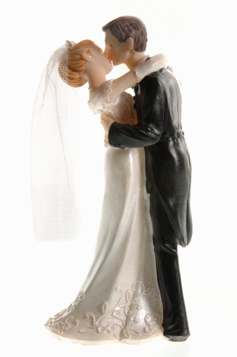 Figurine「Bridal couple」:スマホ壁紙(15)