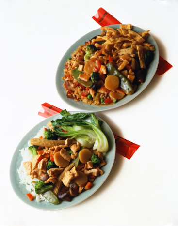 Choosing「Healthy and unhealthy Chinese food」:スマホ壁紙(12)