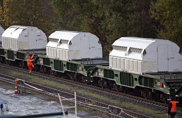 Mode of Transport「Castor - Nuclear Waste Transport」:写真・画像(9)[壁紙.com]