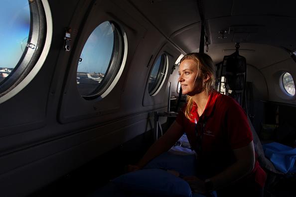 オーストラリア「The Royal Flying Doctor Service Celebrates 90 Years In Australia」:写真・画像(8)[壁紙.com]