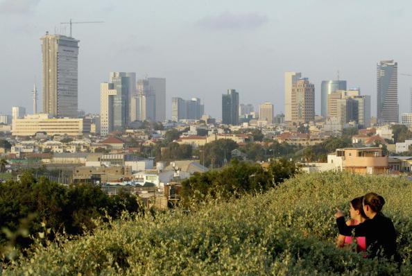 風景「UNESCO Announces Tel Aviv To Become World Heritage Site」:写真・画像(5)[壁紙.com]