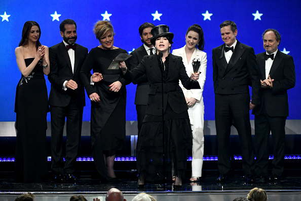 Critics' Choice Movie Awards「The 24th Annual Critics' Choice Awards - Show」:写真・画像(15)[壁紙.com]