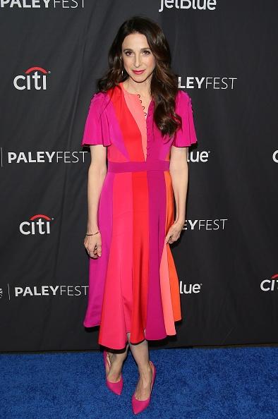 "Flounced Dress「The Paley Center For Media's 2019 PaleyFest LA - Opening Night Presentation: Amazon Prime Video's ""The Marvelous Mrs. Maisel""」:写真・画像(13)[壁紙.com]"