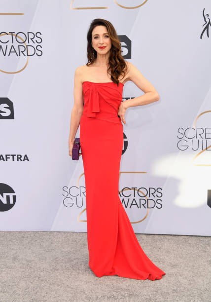 25th Annual Screen Actors Guild Awards - Arrivals:ニュース(壁紙.com)