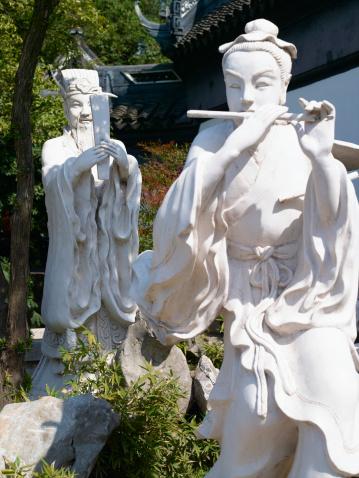 桂林山水「Sculpture in Guilin Park」:スマホ壁紙(5)