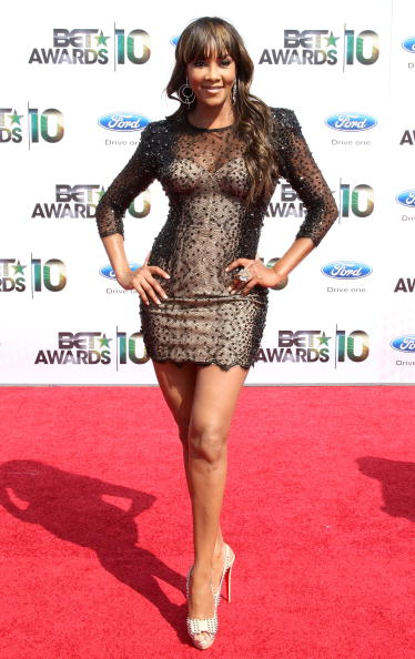 Long Sleeved「BET Awards '10 - Arrivals」:写真・画像(10)[壁紙.com]