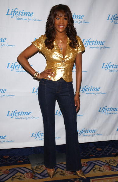 Lifetime Television「Lifetime Television's Upfront Event With A Performance by Chaka Kahn」:写真・画像(4)[壁紙.com]