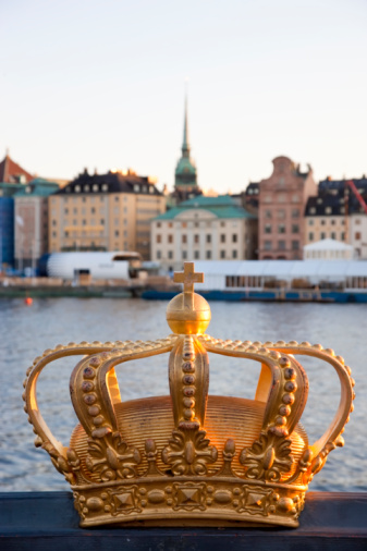 Crown - Headwear「Swedish Royal Crown Skeppsholmen Bridge, Stockholm」:スマホ壁紙(16)