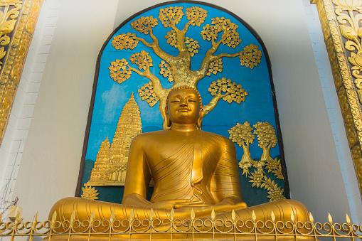 仏像「Pokhara - World Peace pagoda」:スマホ壁紙(11)