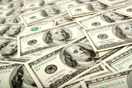 Economic fortune「ドルのフロー」:スマホ壁紙(18)