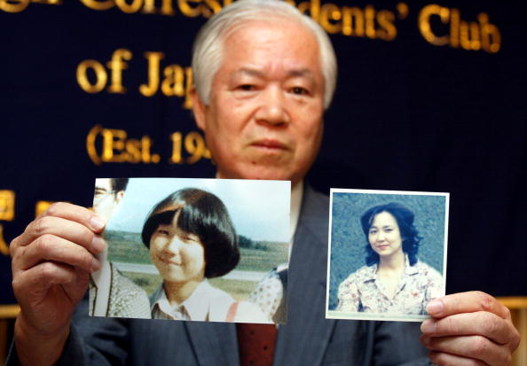 Kidnapping「Families Of Abducted Japanese Nationals At Newser」:写真・画像(10)[壁紙.com]
