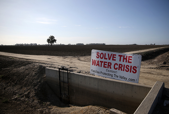 カリフォルニア州「California's Central Valley Heavily Impacted By Severe Drought」:写真・画像(3)[壁紙.com]