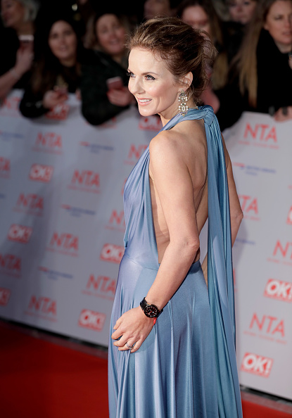 Ginger - Spice「National Television Awards - Red Carpet Arrivals」:写真・画像(14)[壁紙.com]