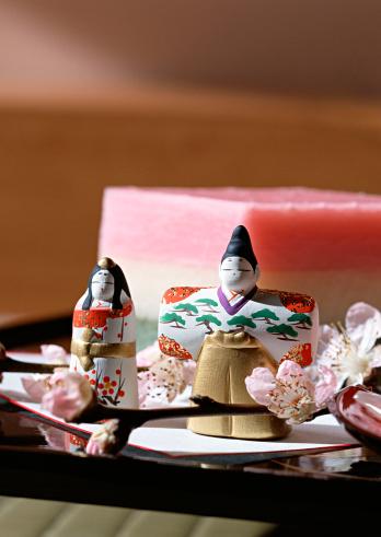 Hinamatsuri「Standing Doll」:スマホ壁紙(7)