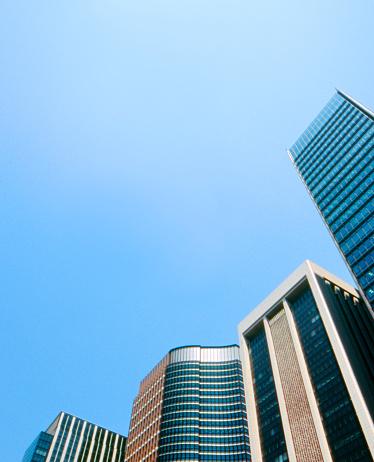 Marunouchi「Marunouchi Skyscraper Architecture Low Angle View」:スマホ壁紙(13)