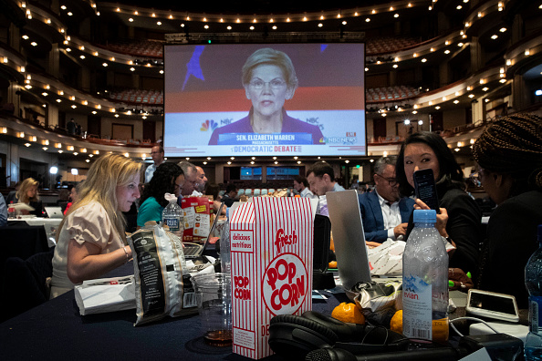 Debate「Democratic Presidential Candidates Participate In First Debate Of 2020 Election Over Two Nights」:写真・画像(18)[壁紙.com]