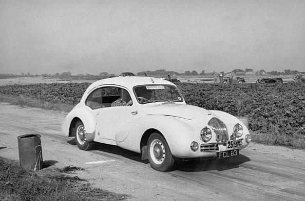 Felixstowe「1949 Healey Duncan On 1952 Felixtowe Rally. Creator: Unknown.」:写真・画像(5)[壁紙.com]