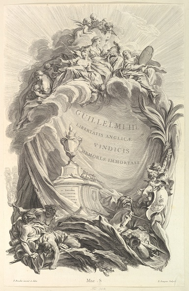 Pouring「Frontispice Pour Le Tombeau De Guillaume Iii (Frontispiece For The Tomb Of William I」:写真・画像(14)[壁紙.com]