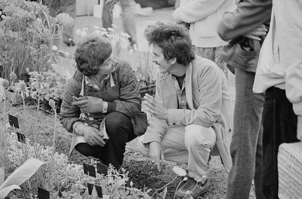 Horticulture「George Harrison at the Chelsea Flower Show」:写真・画像(13)[壁紙.com]