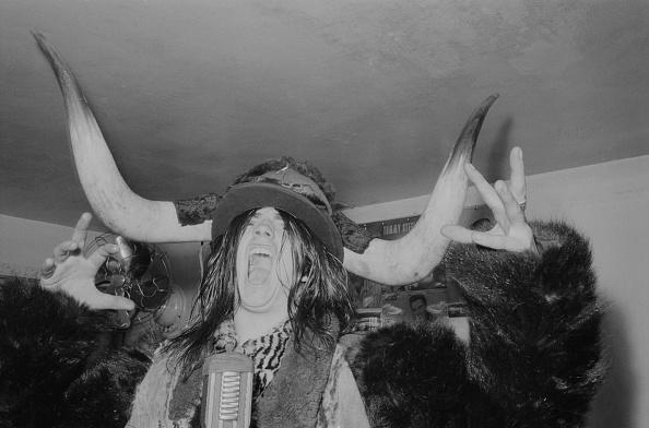 Horned「Screaming Lord Sutch」:写真・画像(18)[壁紙.com]