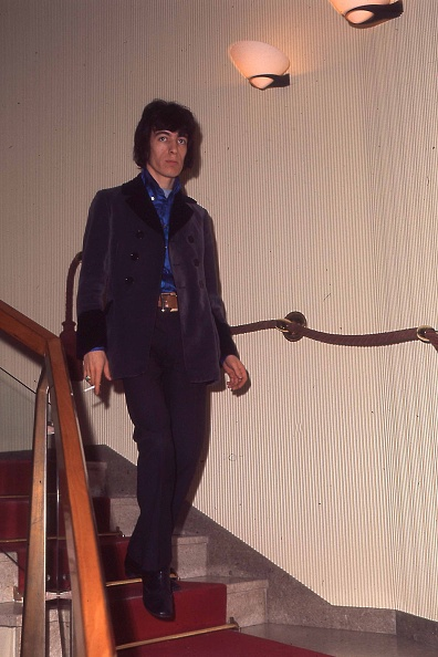 Electric Lamp「English musician Bill Wyman is Rome with his band 'The Rolling Stones' for the band's first performances in Italy, 1967」:写真・画像(0)[壁紙.com]
