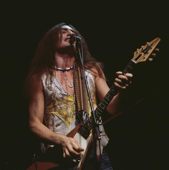 ギタリスト「Ken Hensley Of Uriah Heep」:写真・画像(8)[壁紙.com]