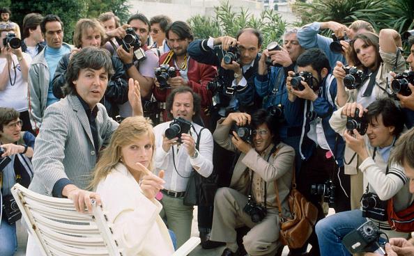 1980「Paul And Linda At Cannes」:写真・画像(18)[壁紙.com]
