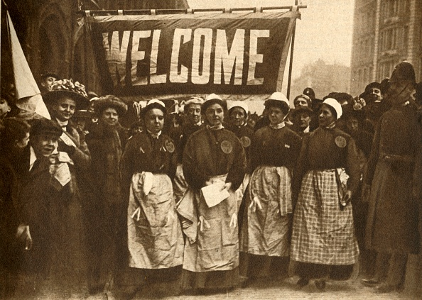 Women's Issues「The Welcome To The Victims Of Masculine Tyranny 1908」:写真・画像(0)[壁紙.com]