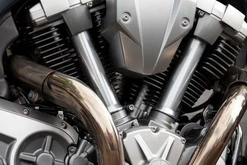 Motorcycle「Abstract Motorcycle Engine」:スマホ壁紙(14)