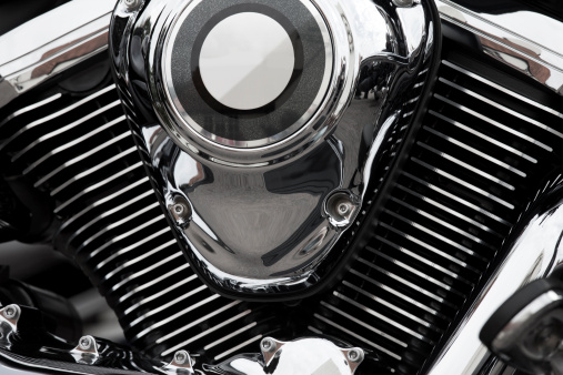 Motorcycle「Abstract Motorcycle Engine」:スマホ壁紙(2)